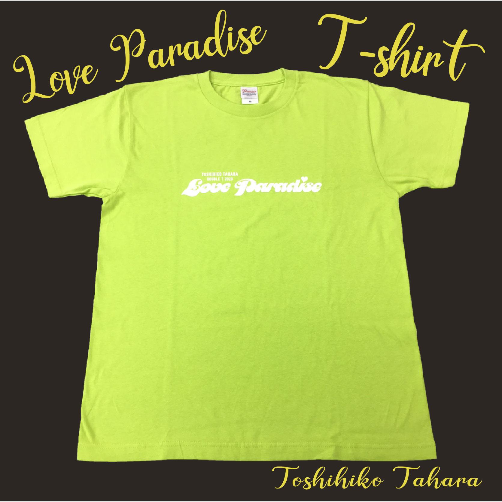 Love Paradise Tシャツ